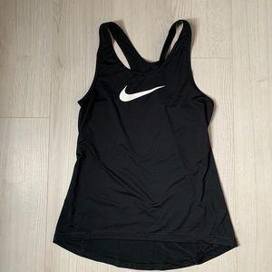 Black Nike pro tank